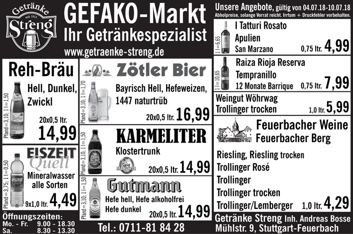 feuerbach.de - Die besten Seiten von Feuerbach - aktionenpage