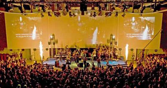 Feuerbach.de - Gospel-Forum- Junghansstraße 9