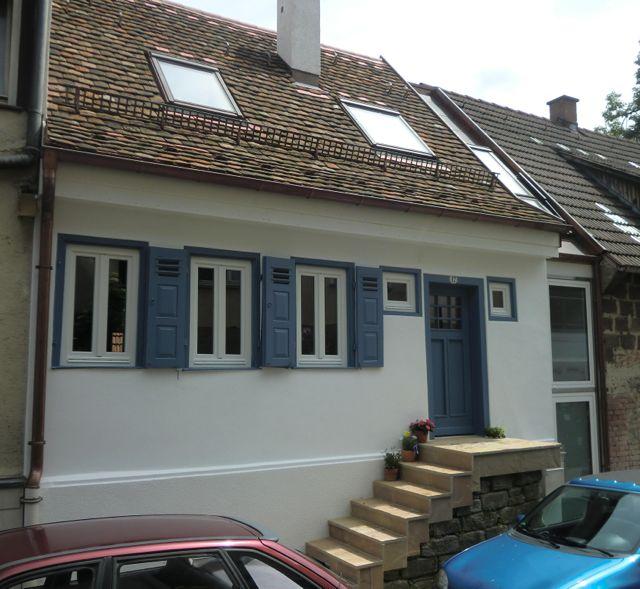 Feuerbach Taglöhner Haus Brandgasse 17