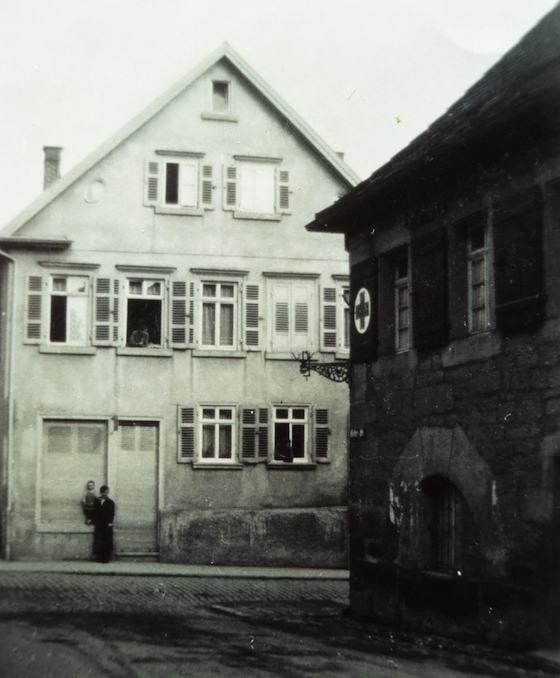 Feuerbach Elsenhans Haus Klagenfurter Straße 28