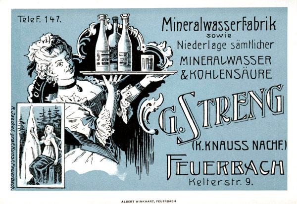 feuerbach.de - Die besten Seiten von Feuerbach - Getränke Streng