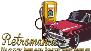 Retromania in Stuttgart Feuerbach